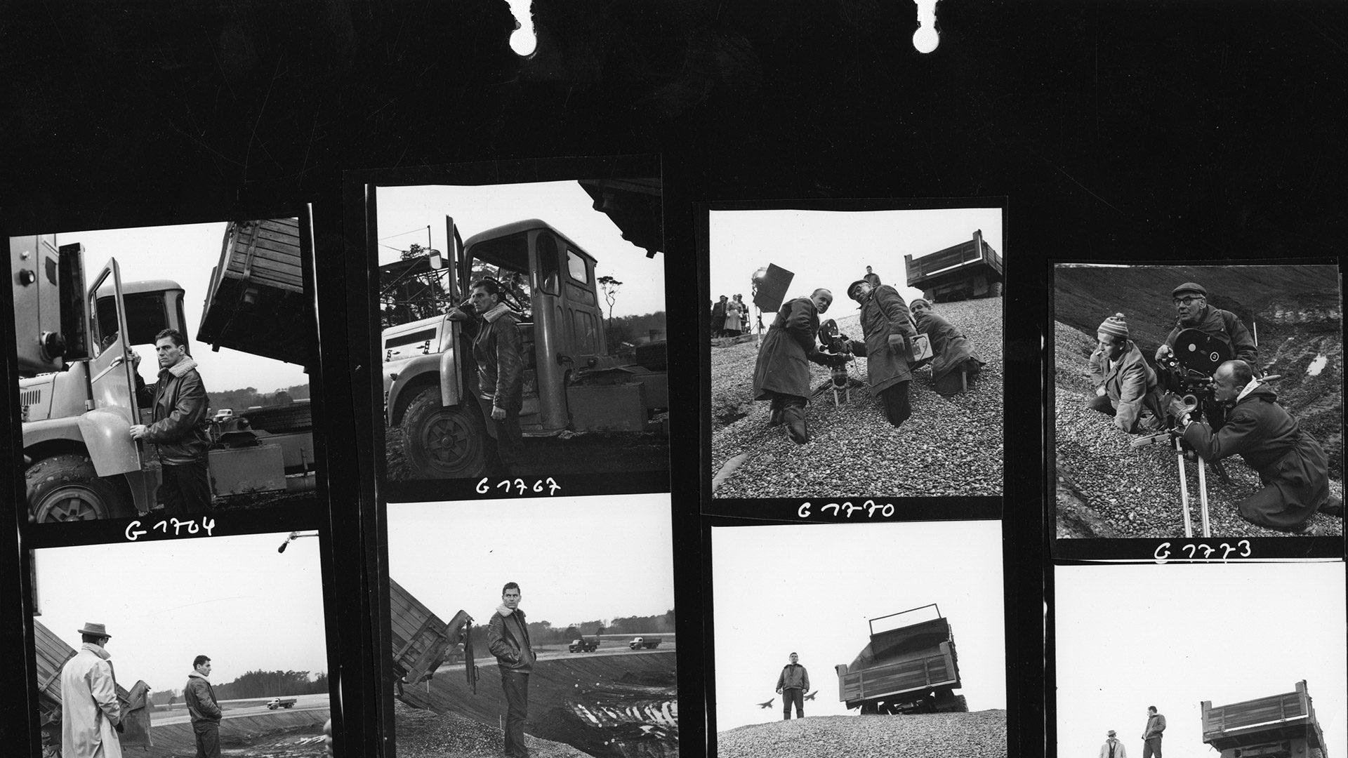SCHWARZER KIES, 1960/61